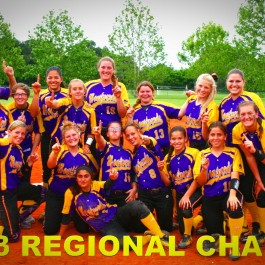 2011 Regional Softball Champs